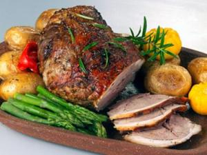 Lemon Roasted Lamb_1332726408
